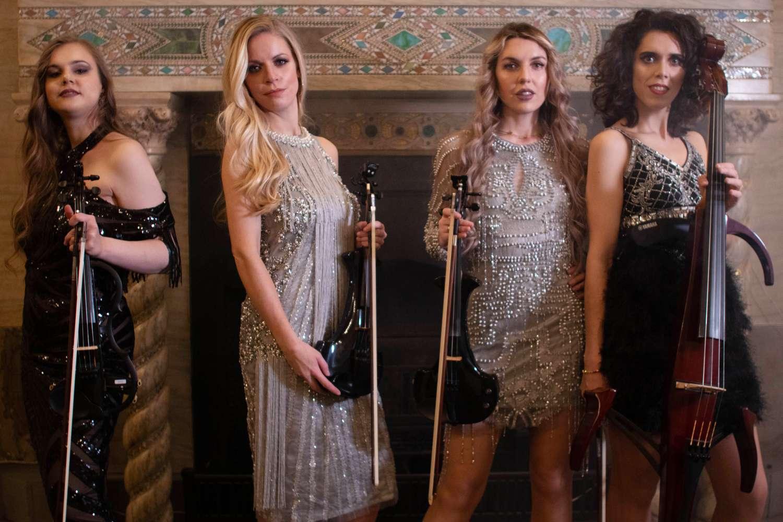 Starlight Strings London String Quartet For Hire