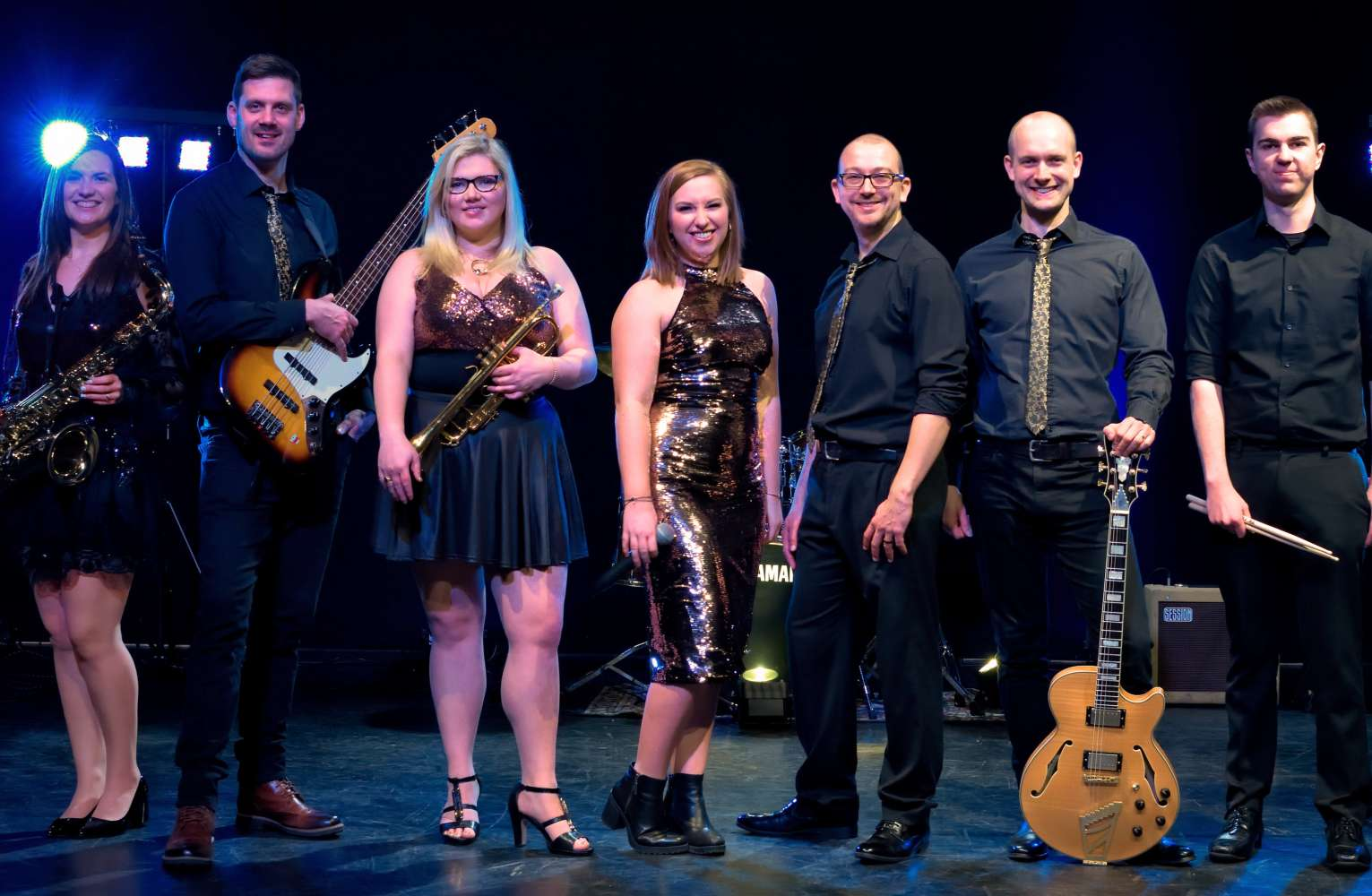 The Recollections Rock pop band For Hire