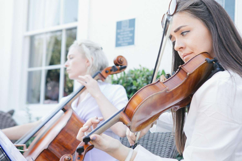 The Singing String Quartet London String Quartet For Hire