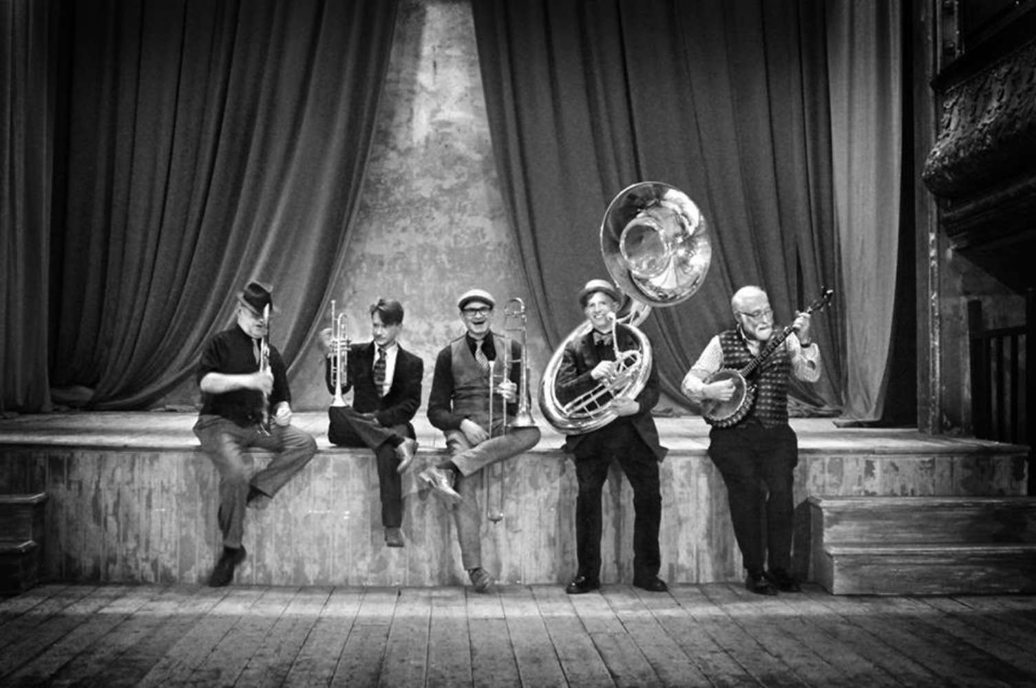 The Southside Jazz Band Main