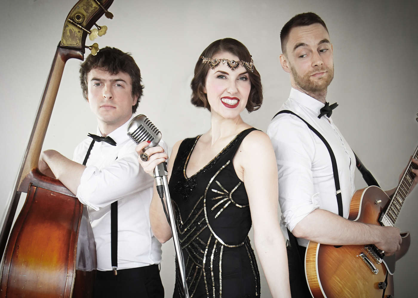 Ticket to the Twenties MAIN TRIO
