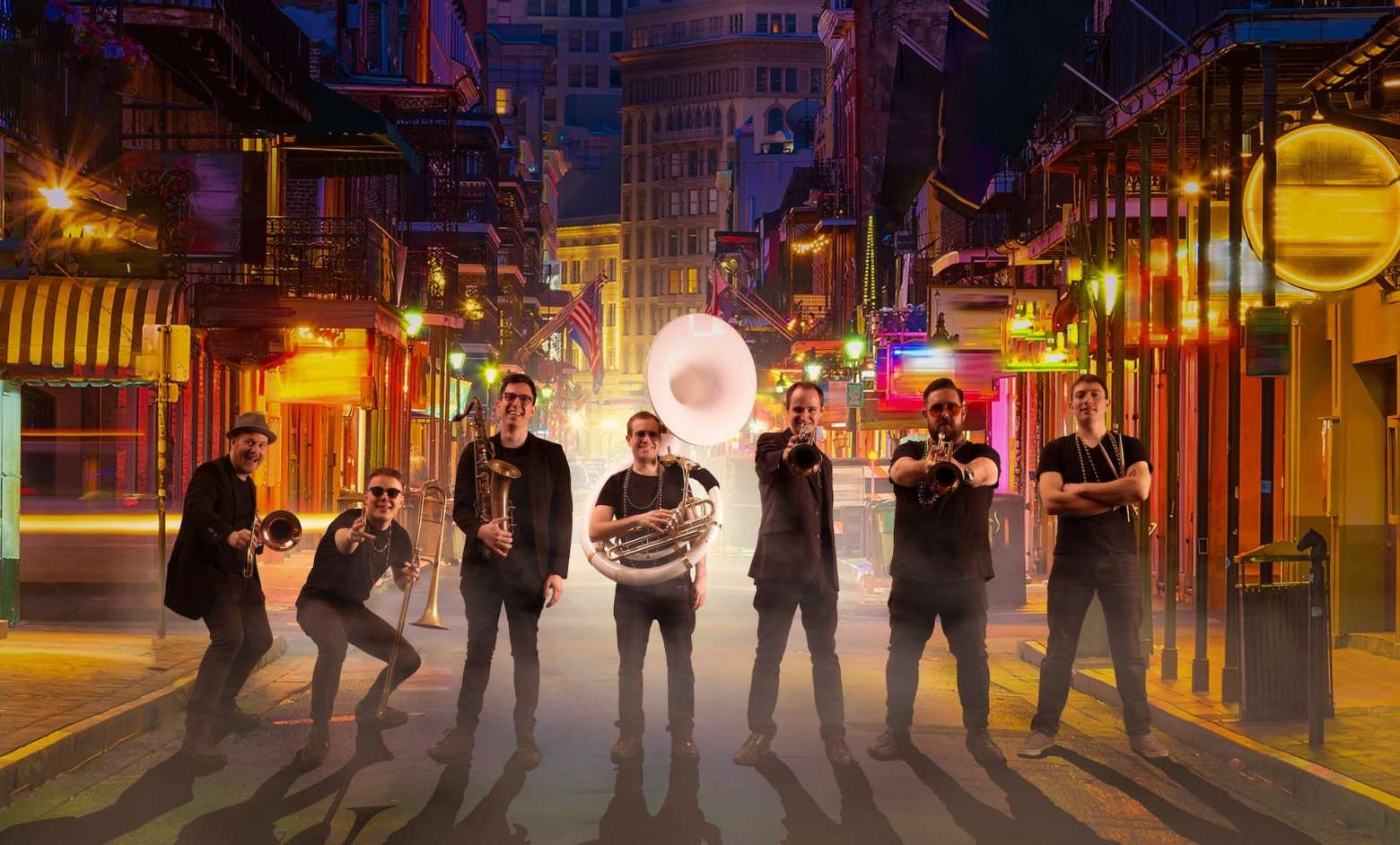 Big Easy Brass Band | London Brass & Drums Band For Hire