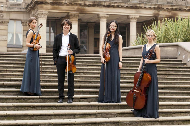 The Birmingham String Quartet | Birmingham String Quartet For Hire