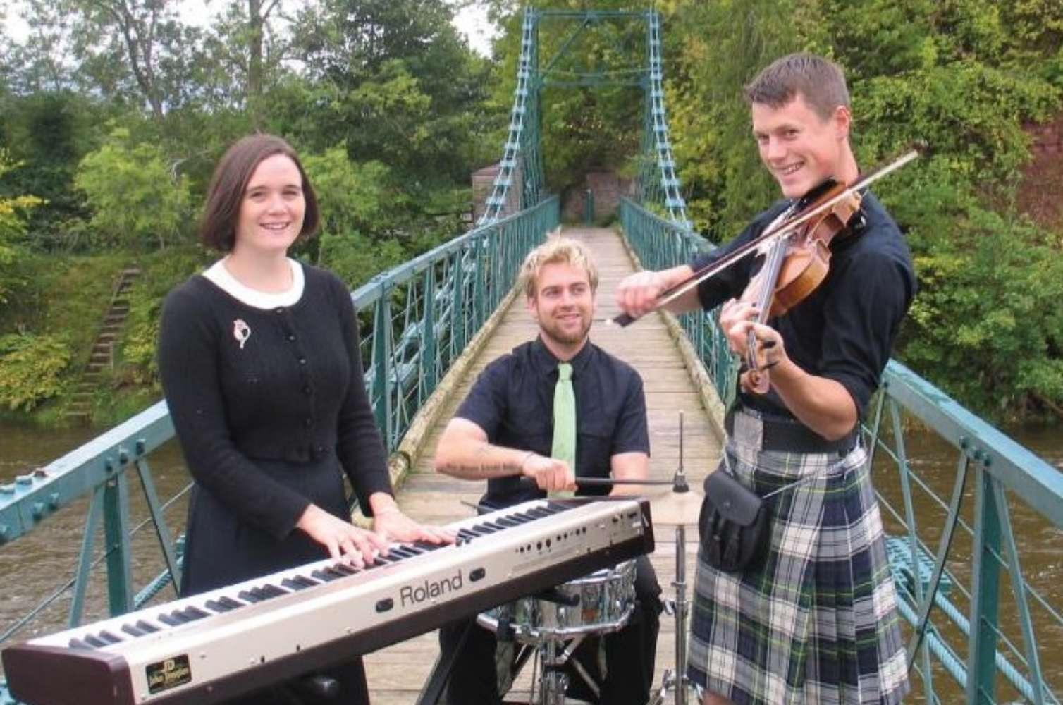 Ceilidh Band Scotland Main