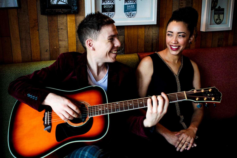 Chez & Sebastian | Leeds Acoustic Duo For Hire