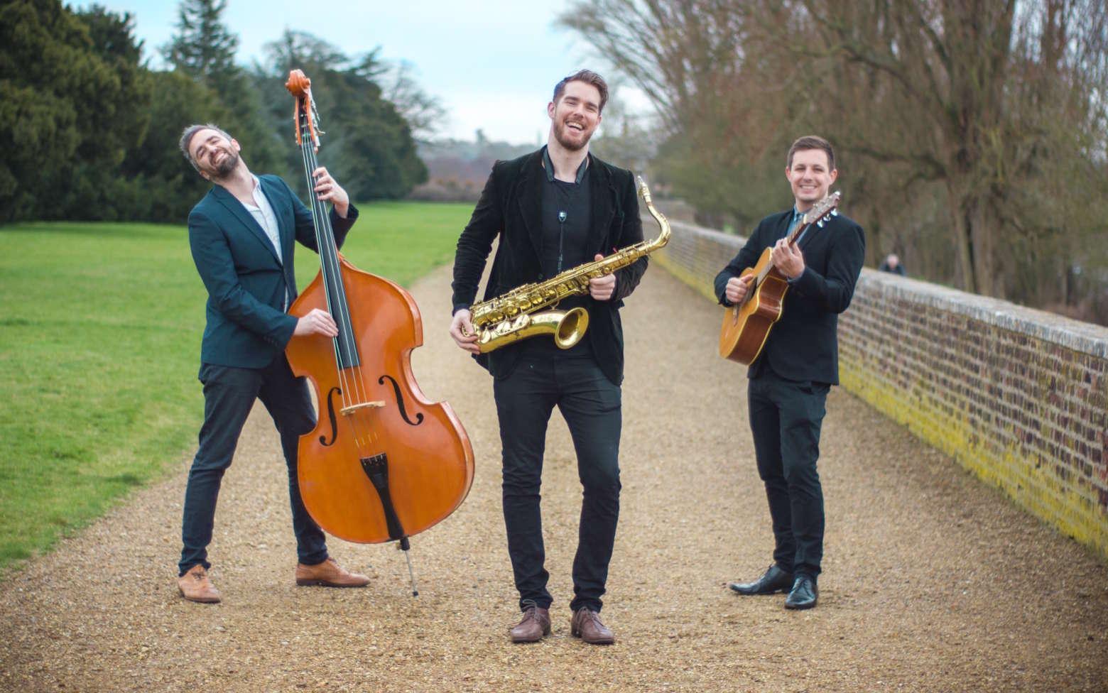 Cirrus Trio London Jazz1 1