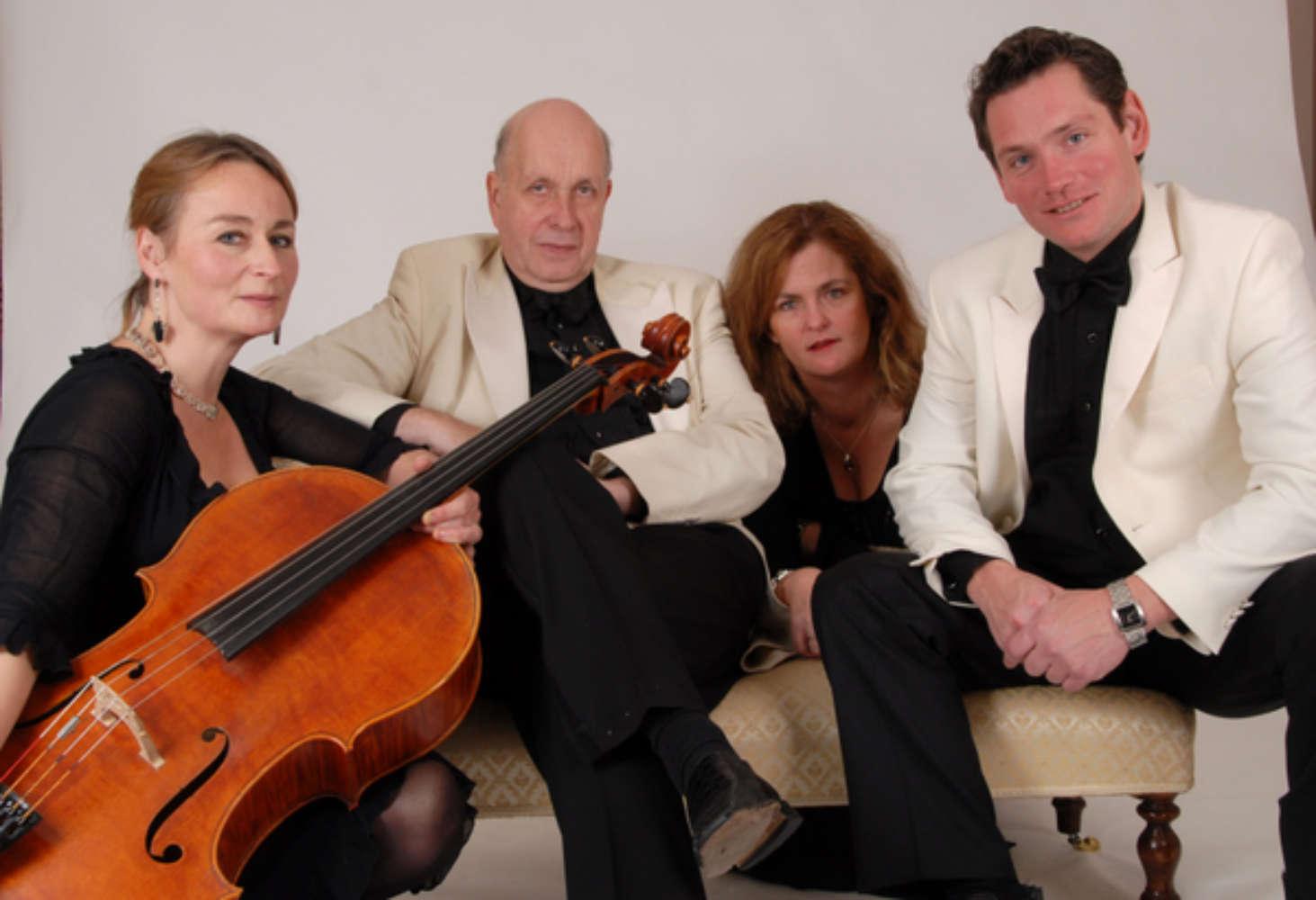 Connoisseurs String Quartet London Main