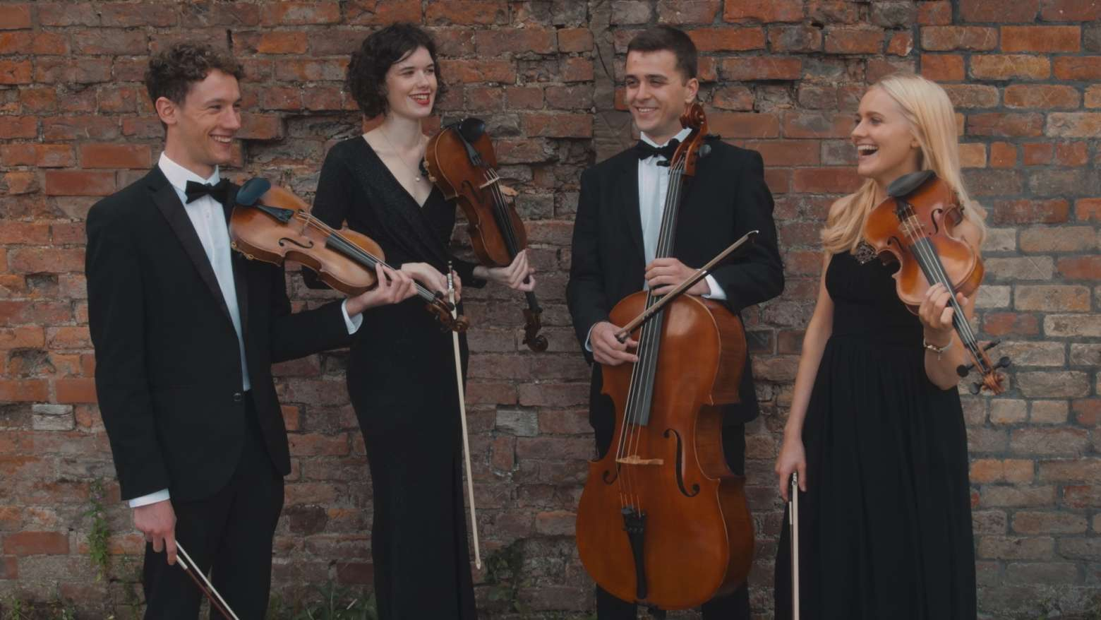 The Coral String Quartet | Manchester String Quartet For Hire