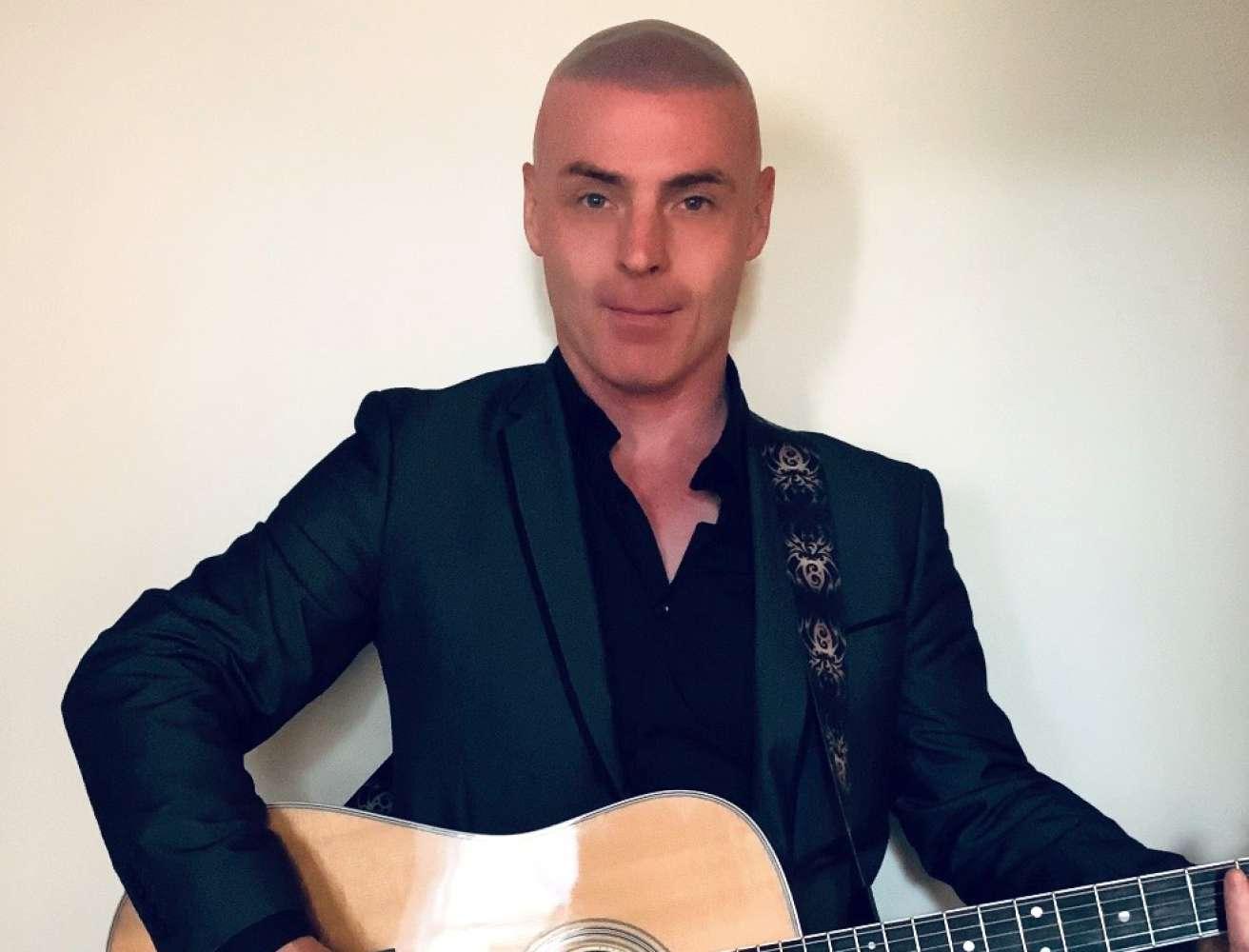 David paul guitar