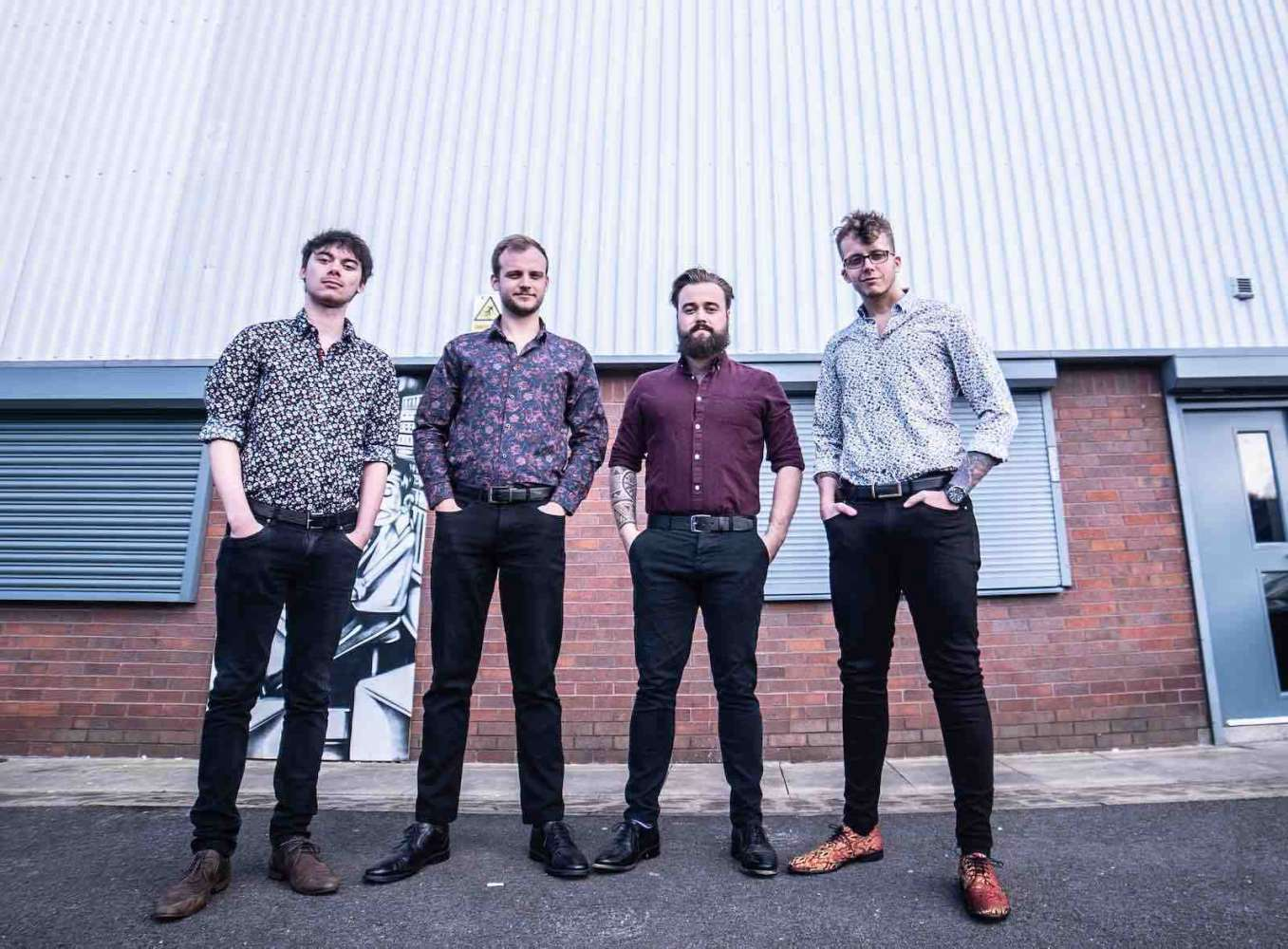 East River | Leeds Wedding & Party Band For Hire