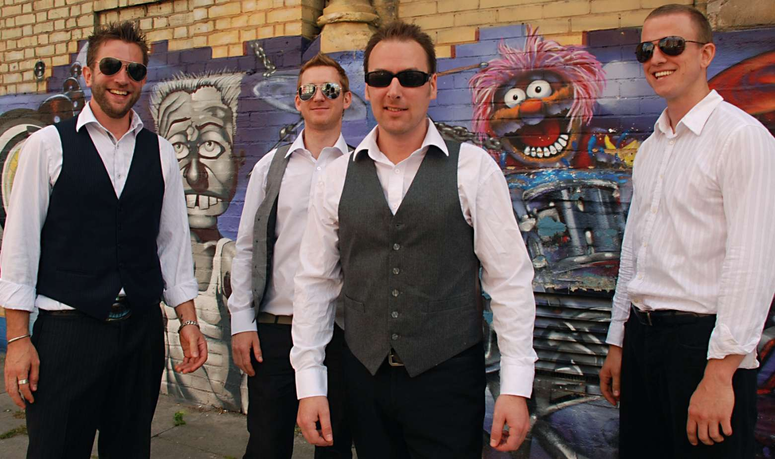 The Files | London Wedding & Party Band For Hire
