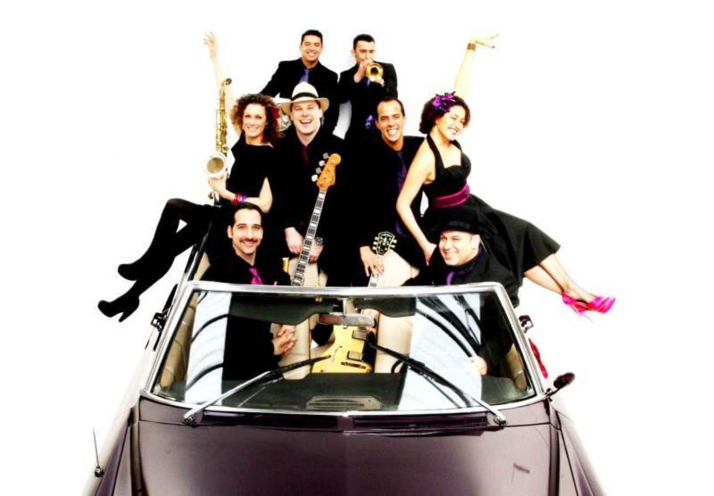 Funky Mojito London Latin Band5 1
