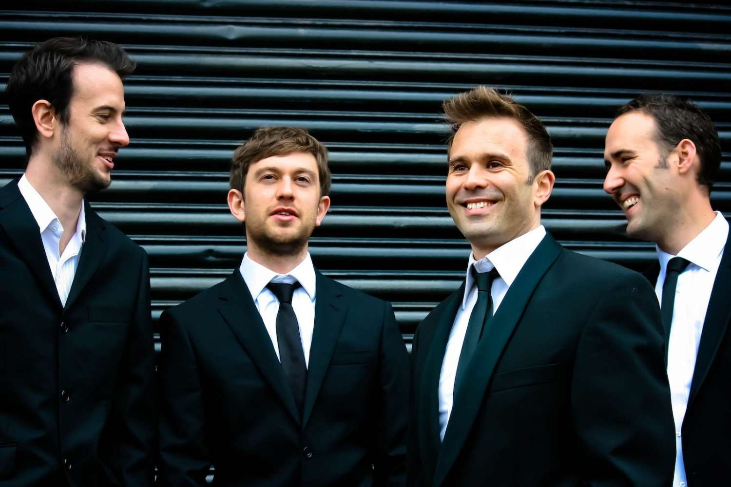 Get Carter | London Wedding & Party Band For Hire