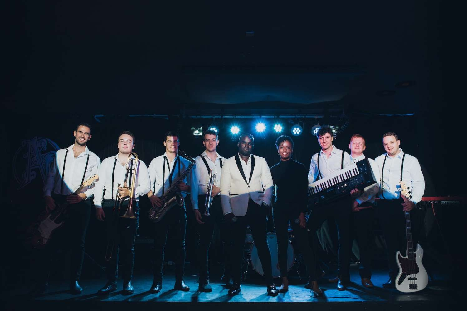 Groove Capital | London Soul Wedding & Party Band For Hire