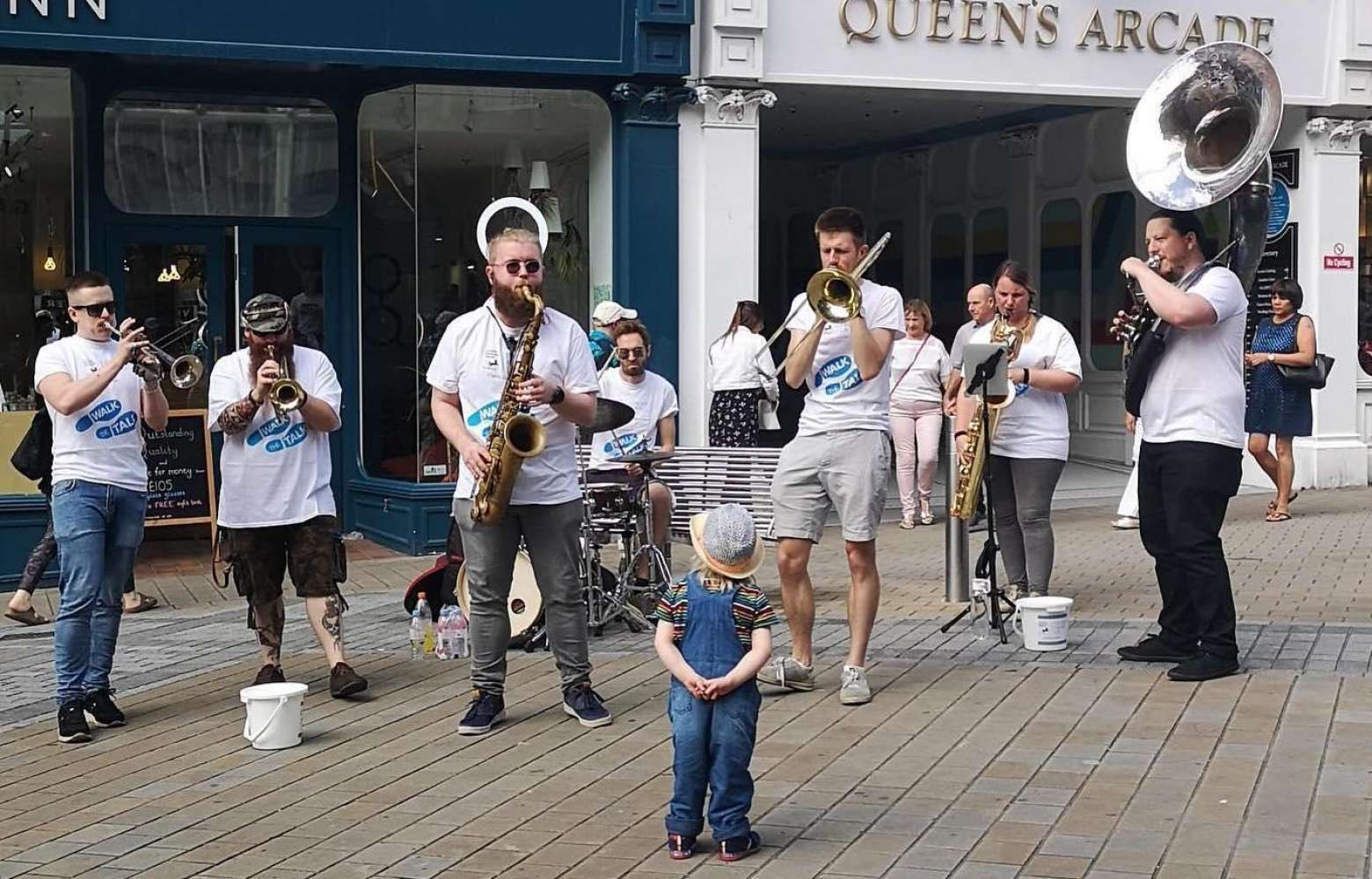 Hardcore Horns | West Yorkshire Brass Band For Hire