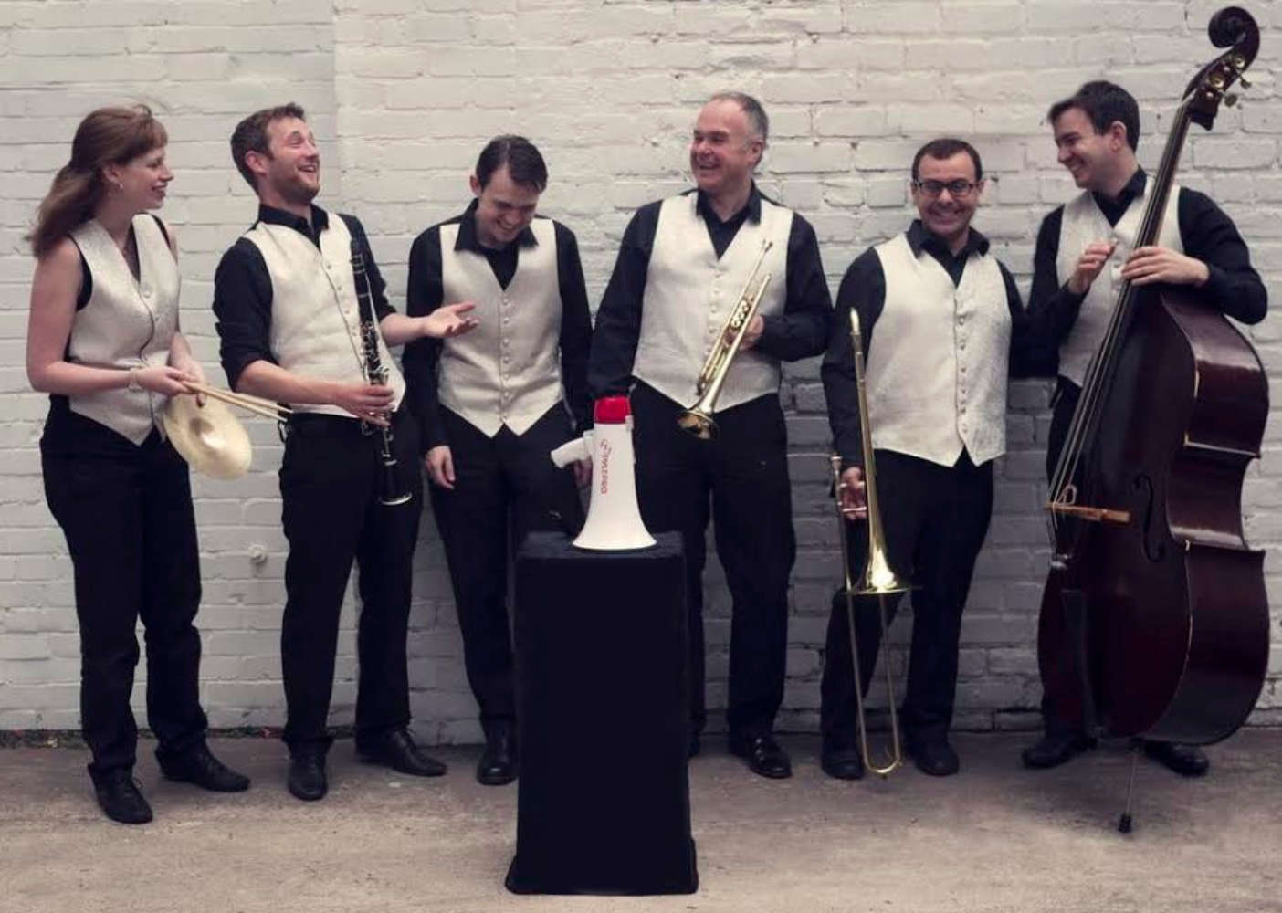 High Society 20S Dixieland Jazz Band Leeds Main