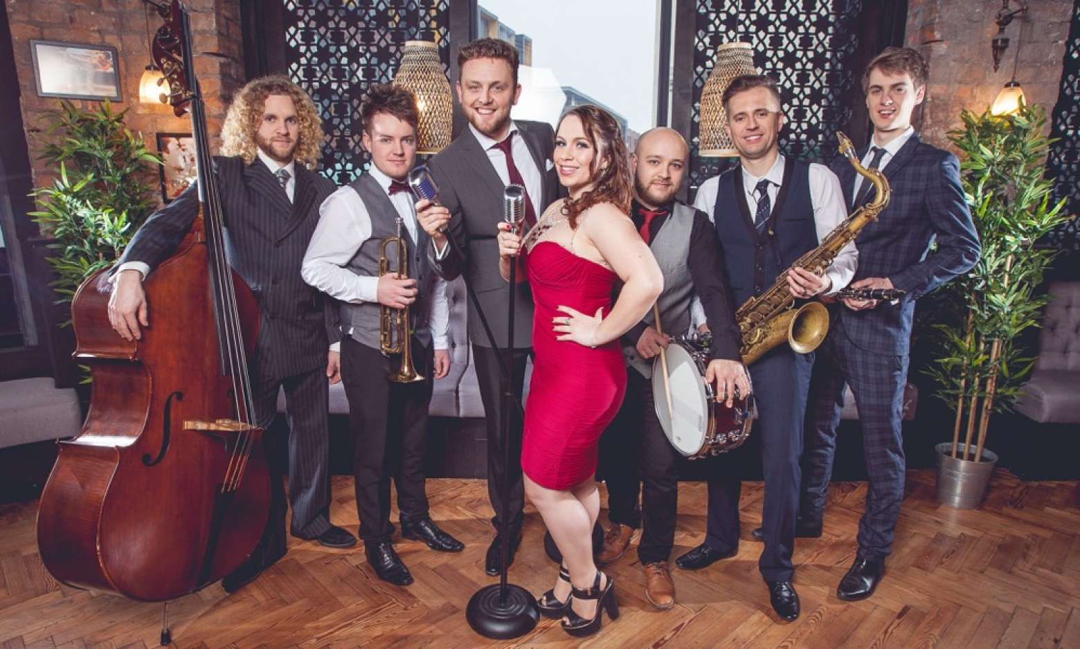 The Highball Swingers | Liverpool Postmodern Swing Band For Hire