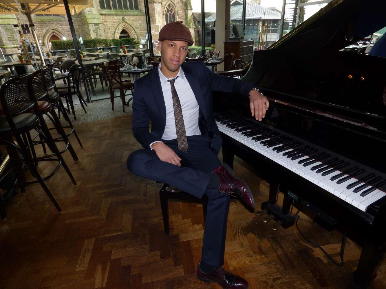 Jack H | Birmingham Pianist For Hire