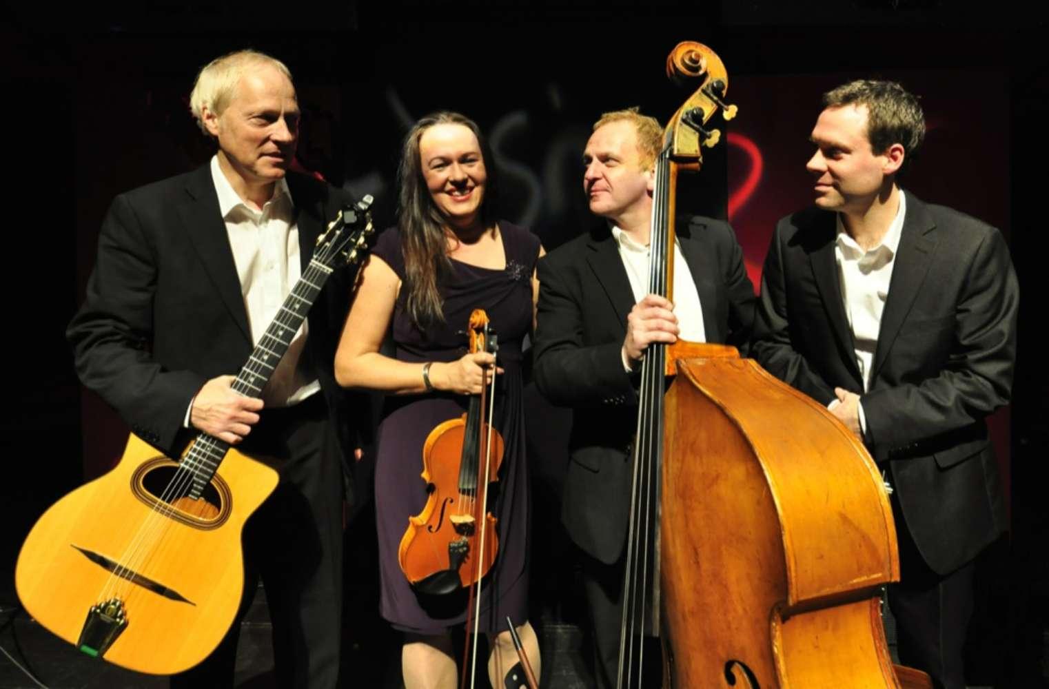 Jazz Manouche Gypsy Jazz Quartet North East Main