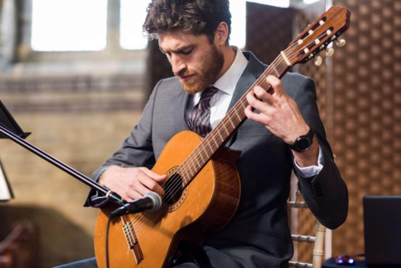 Jon G Classical Guitarist Main