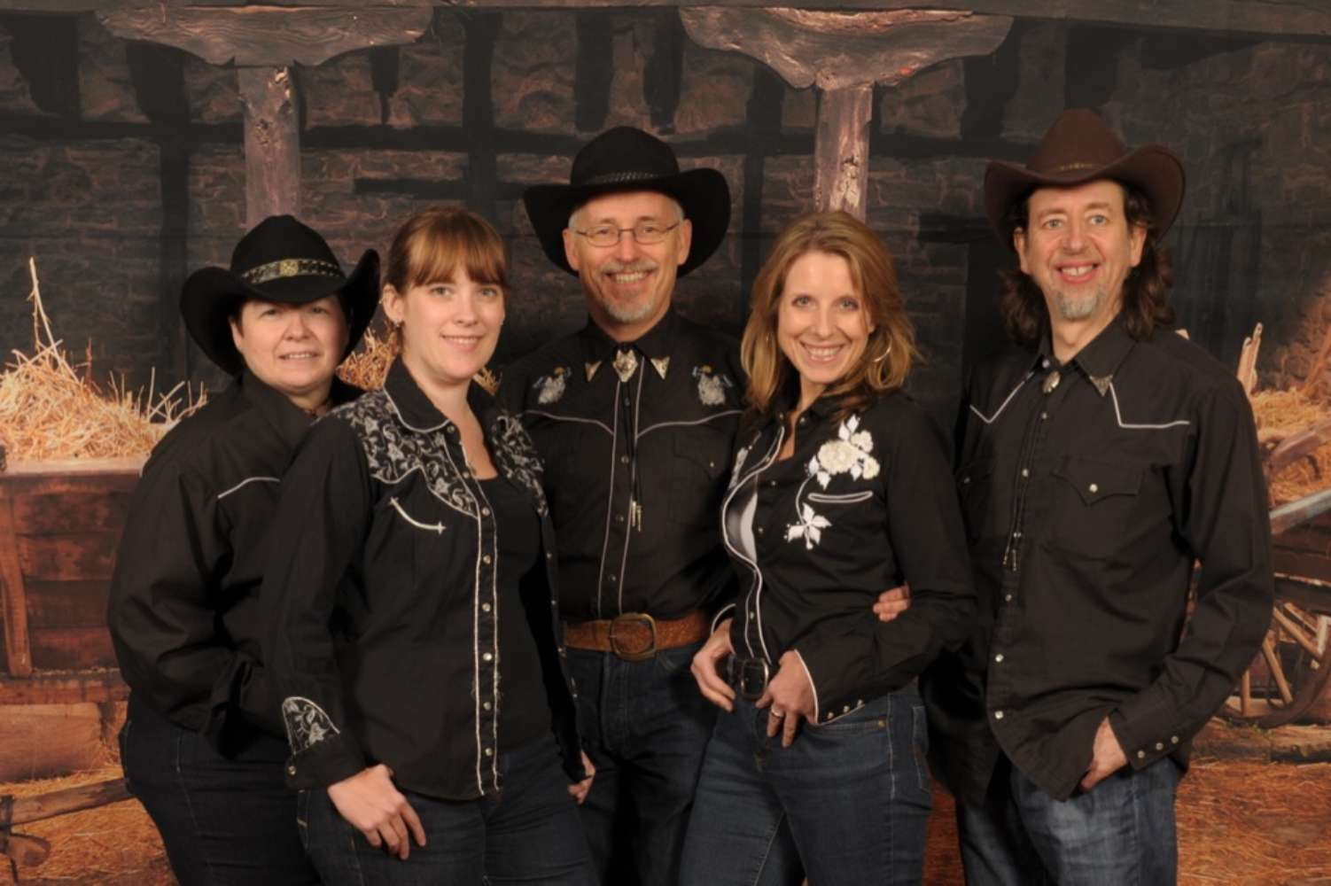 Kickin Country Band Bedfordshire Main