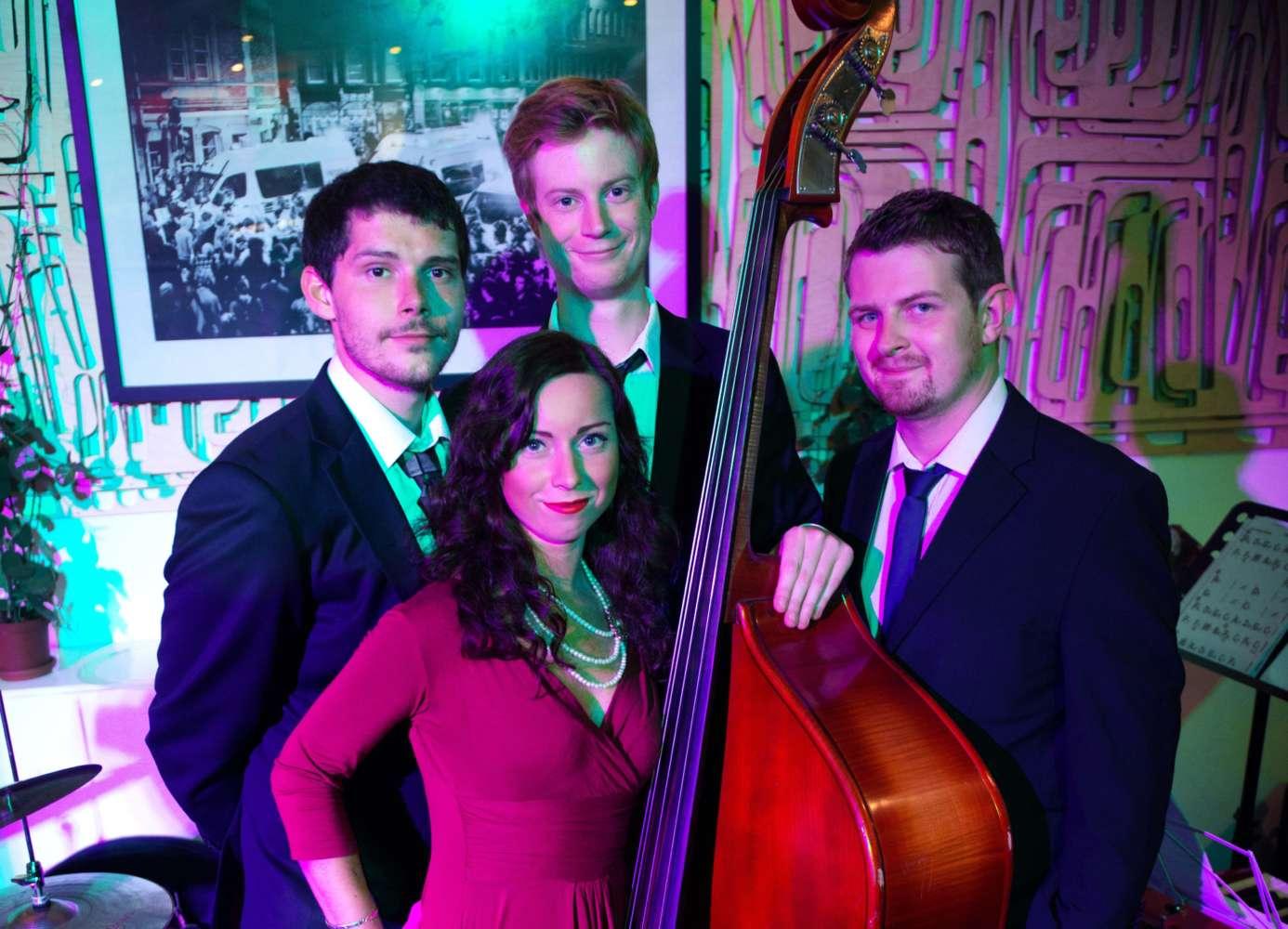King Street Jazz Band Bristol Main