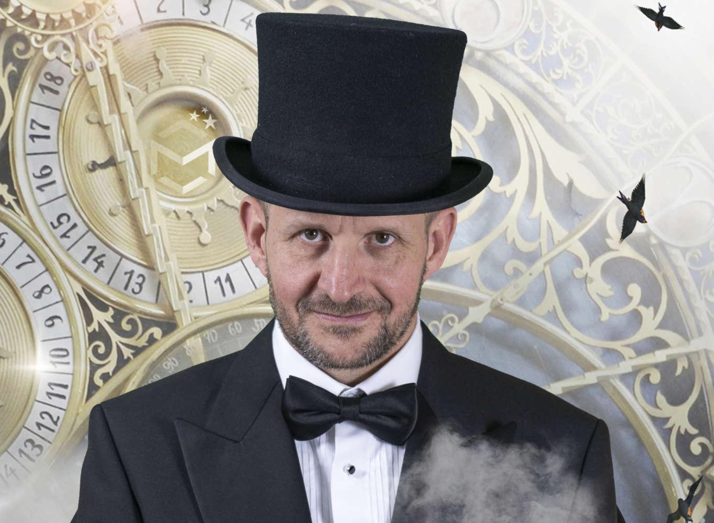 Matt williamson magician cheshire 1