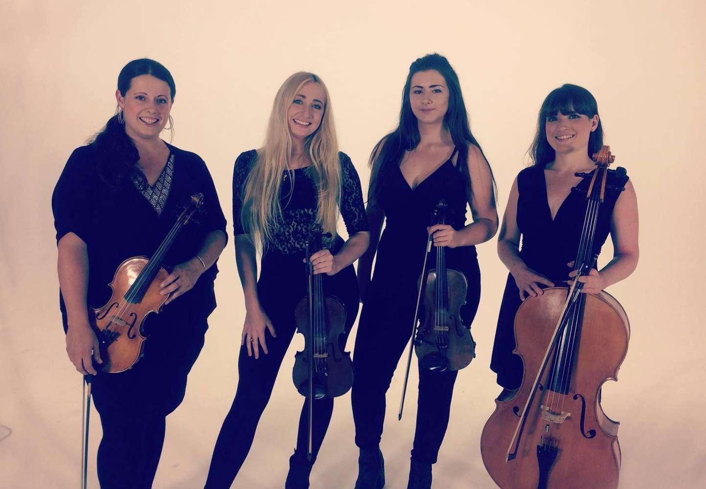 Mersey String Quartet | Liverpool String Quartet For Hire