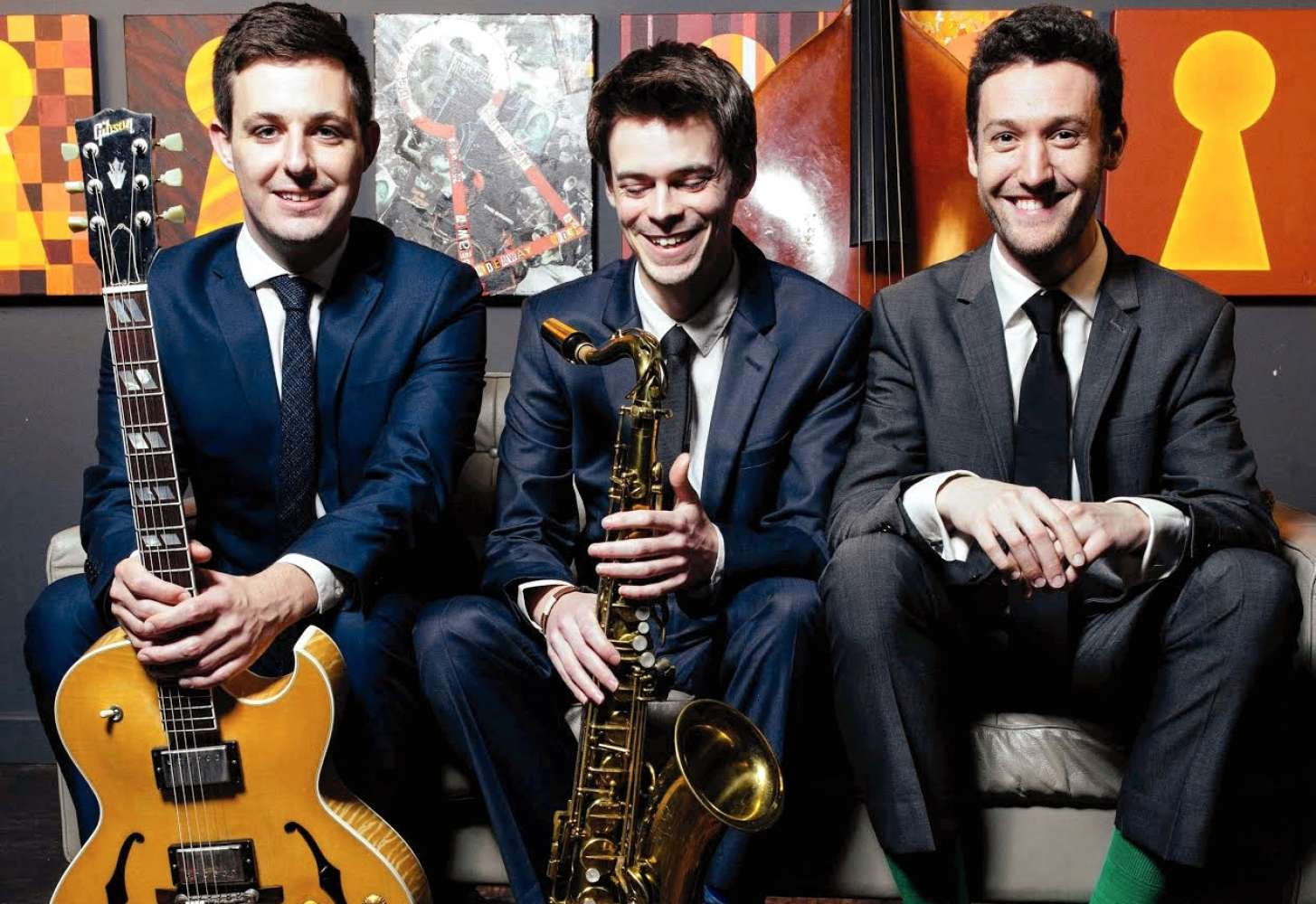 Midnight Blue | London Jazz & Pop Band For Hire