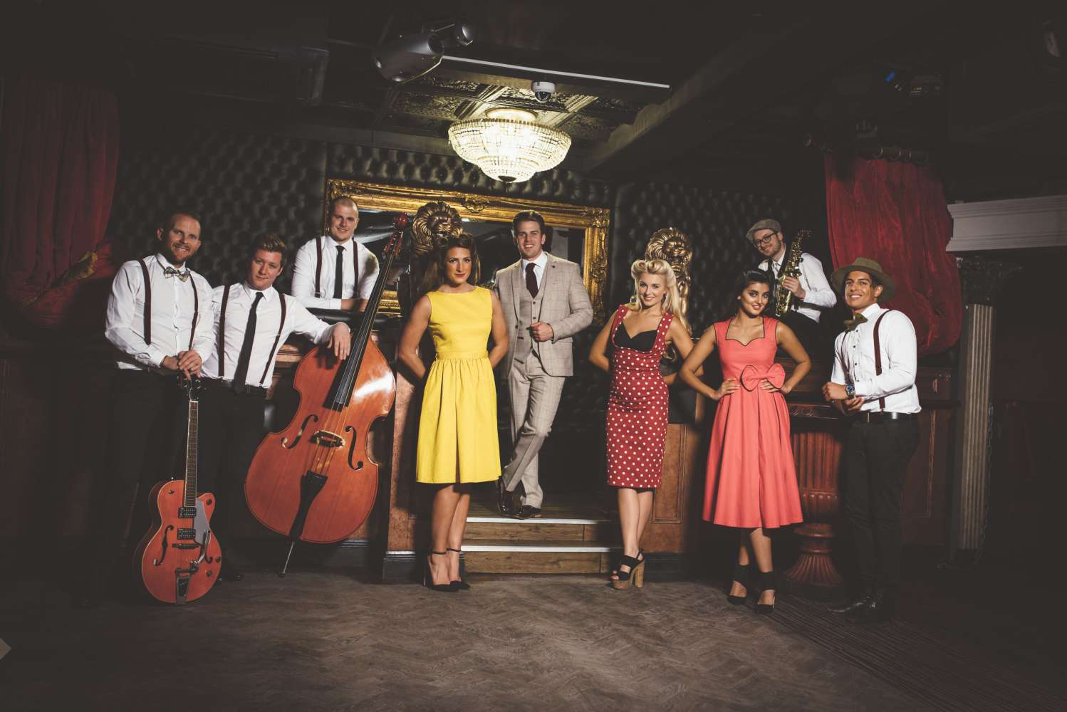 The Modern Swing Band | London Postmodern Swing Band For Hire