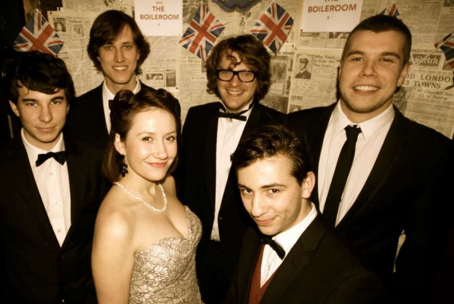 The Original Vintage Swing Band | London Postmodern Jukebox Band For Hire