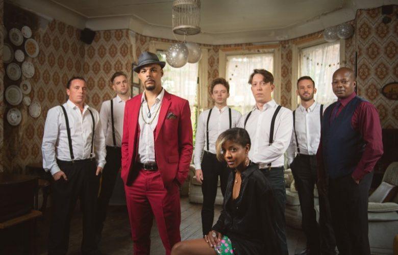 Party Up Soul Wedding Band London Main