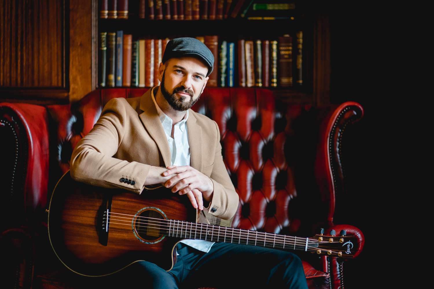 Phil Michaels | Manchester Guitarist For Hire