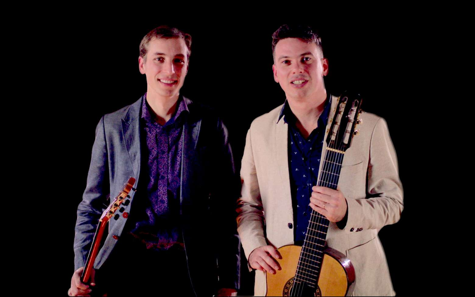 Rio Guitar Duo | Sussex Guitarists For Hire