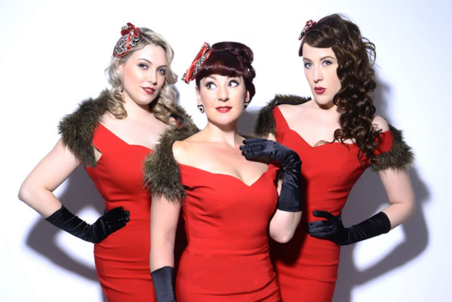 The Rockettes | London Vintage Band For Hire