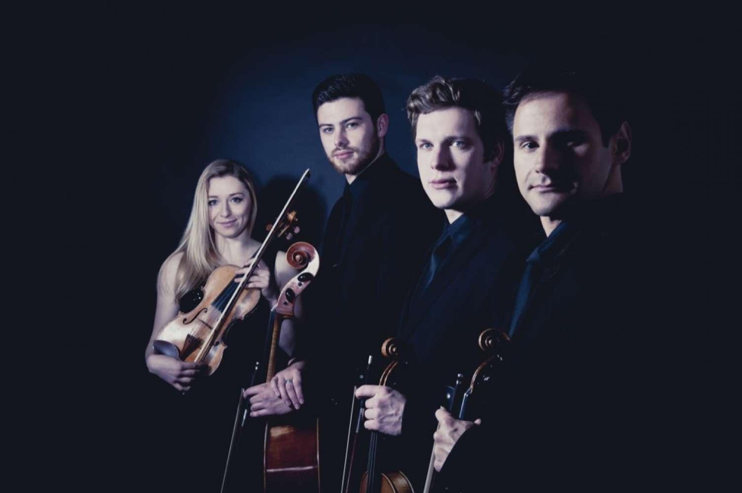 The Sakura String Quartet | Manchester String Quartet For Hire