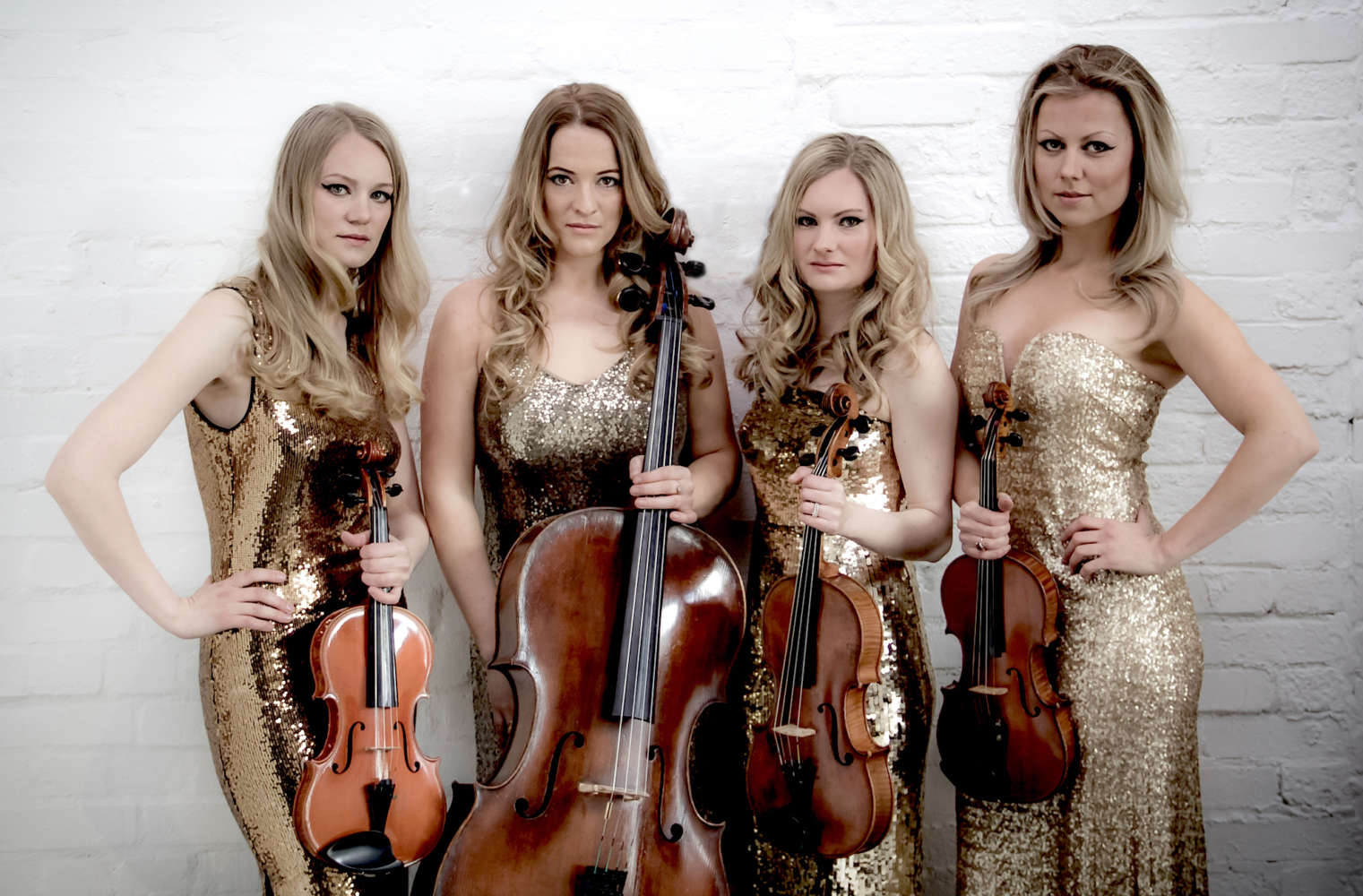 Satin strings string quartet london main