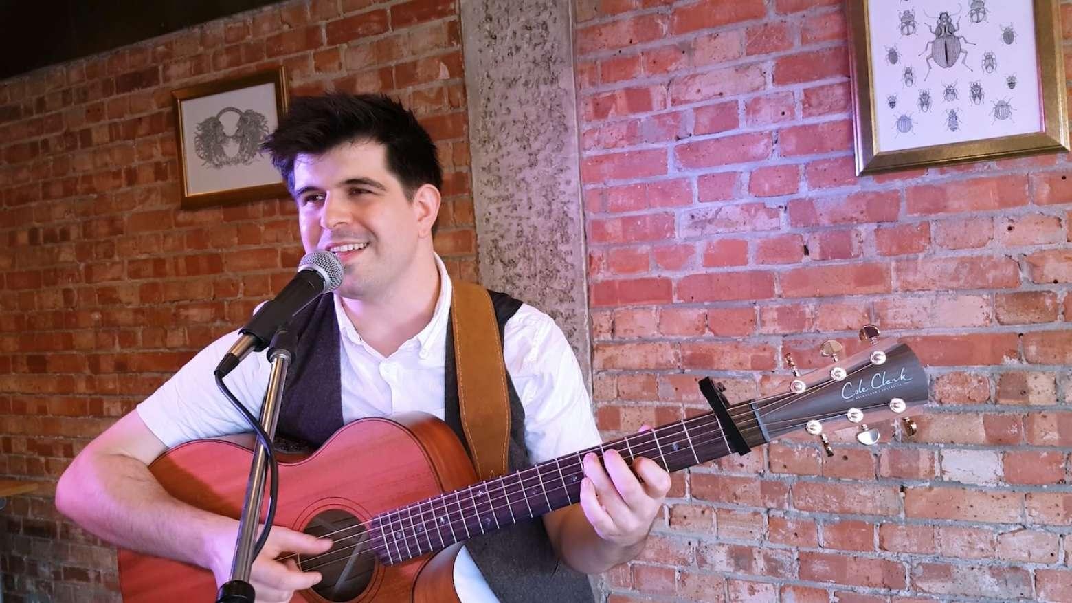 Sean Mcconnell Solo Guitarist Main