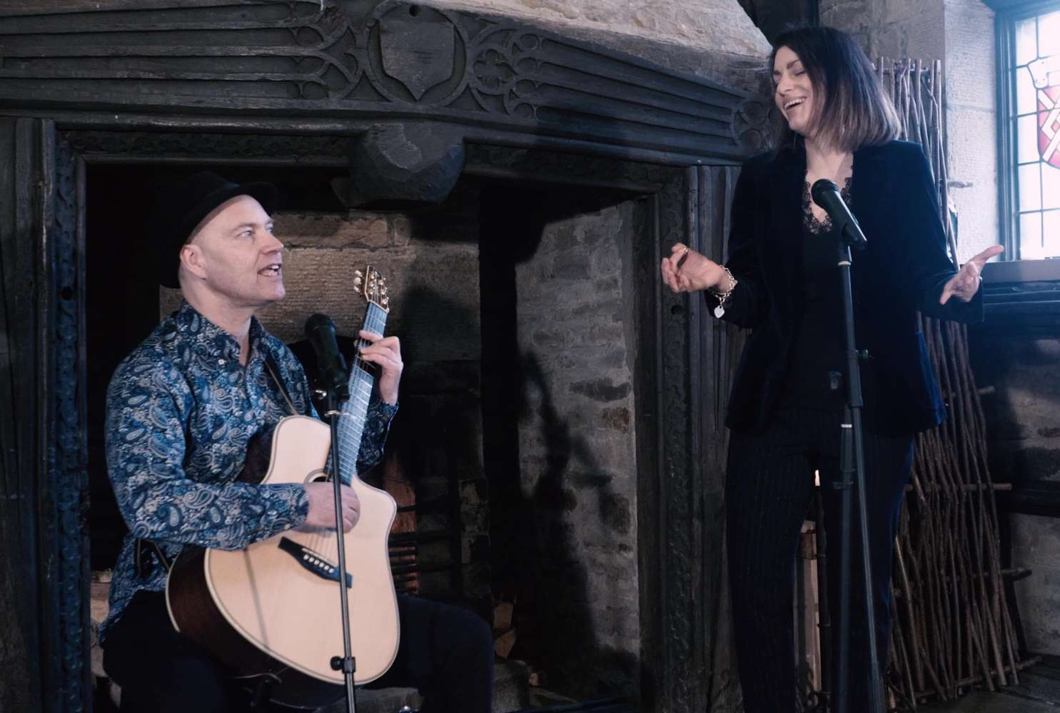 Something Borrowed Duo | Manchester Acoustic Duo For Hire