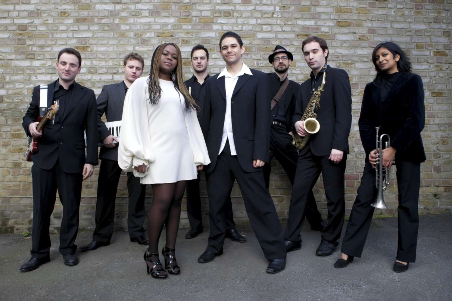 Soul Cats Soul Band London Main
