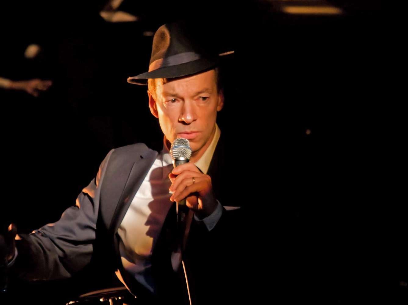 Strictly Sinatra | Surrey Sinatra Tribute Singer For Hire