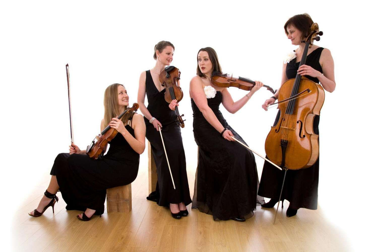 Sunshine Strings | London String Quartet For Hire