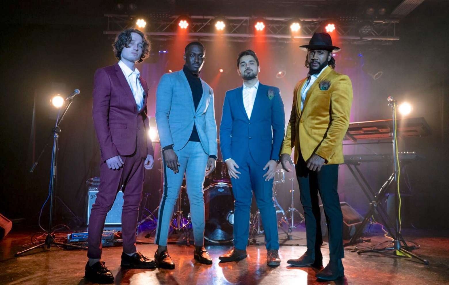 Superstrut | London R&B & soul function band for hire