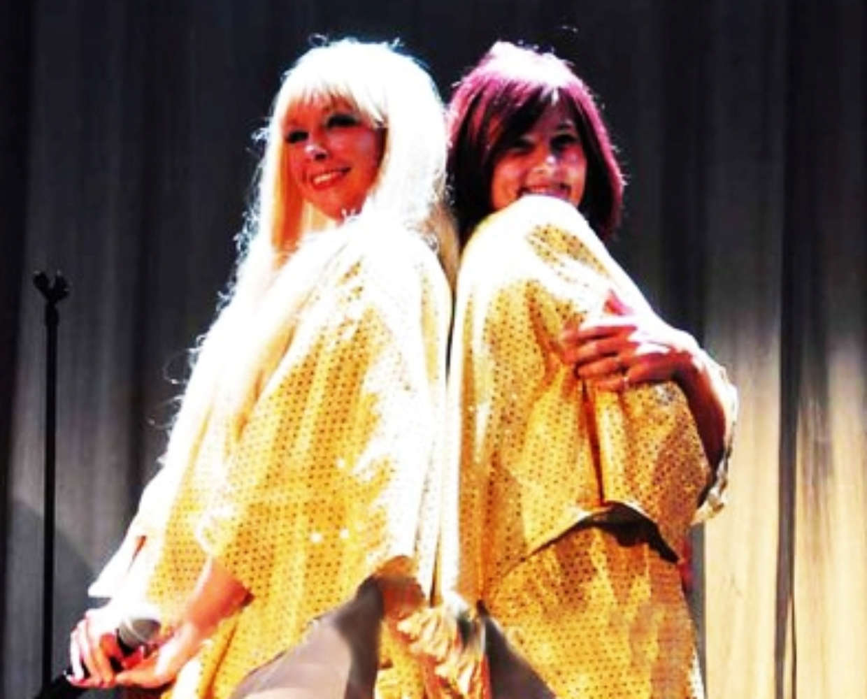 Swedish Sensation Abba Duo Main