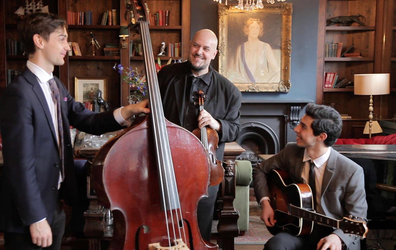 Swing Du Jour Trio Main