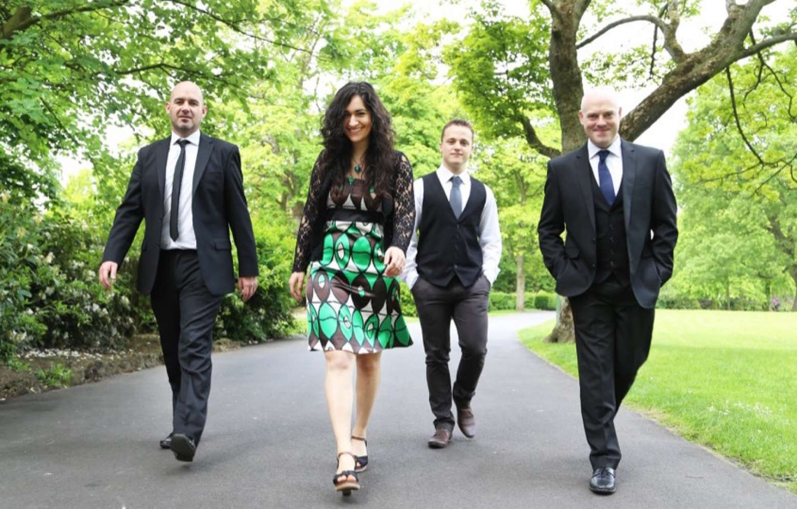 The Vendettas | Liverpool Wedding & Party Band For Hire