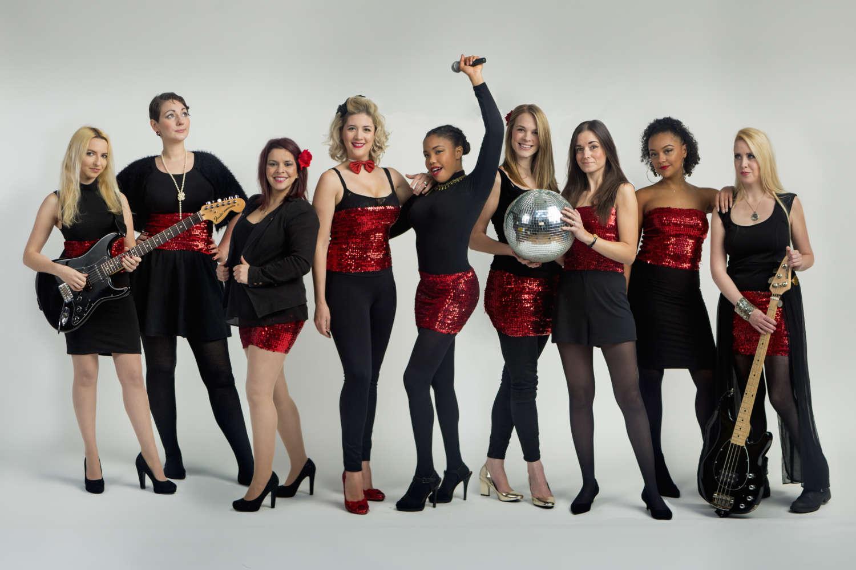 The Soul Girls Main