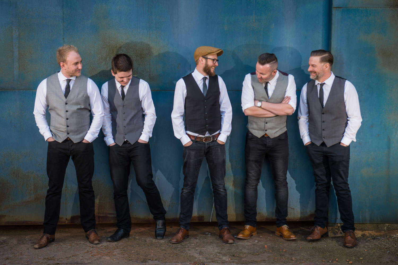 The Stings Wedding Band Main
