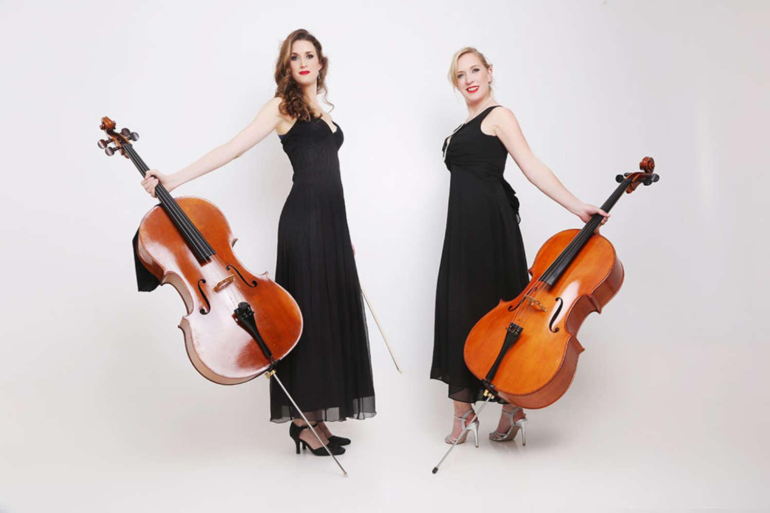 The Swan Cello Duo Main