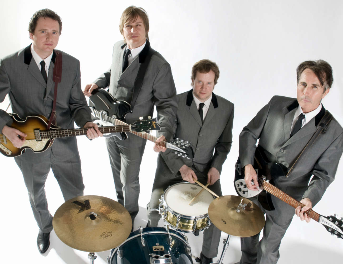 Waterloo Sunset 60S Band Leeds Main